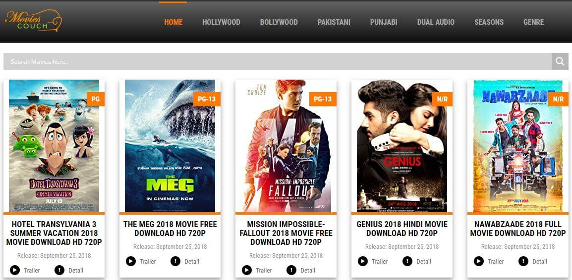 Moviescouch HD Movies Download