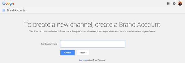 Como criar um canal do Youtube em 7 passos 2