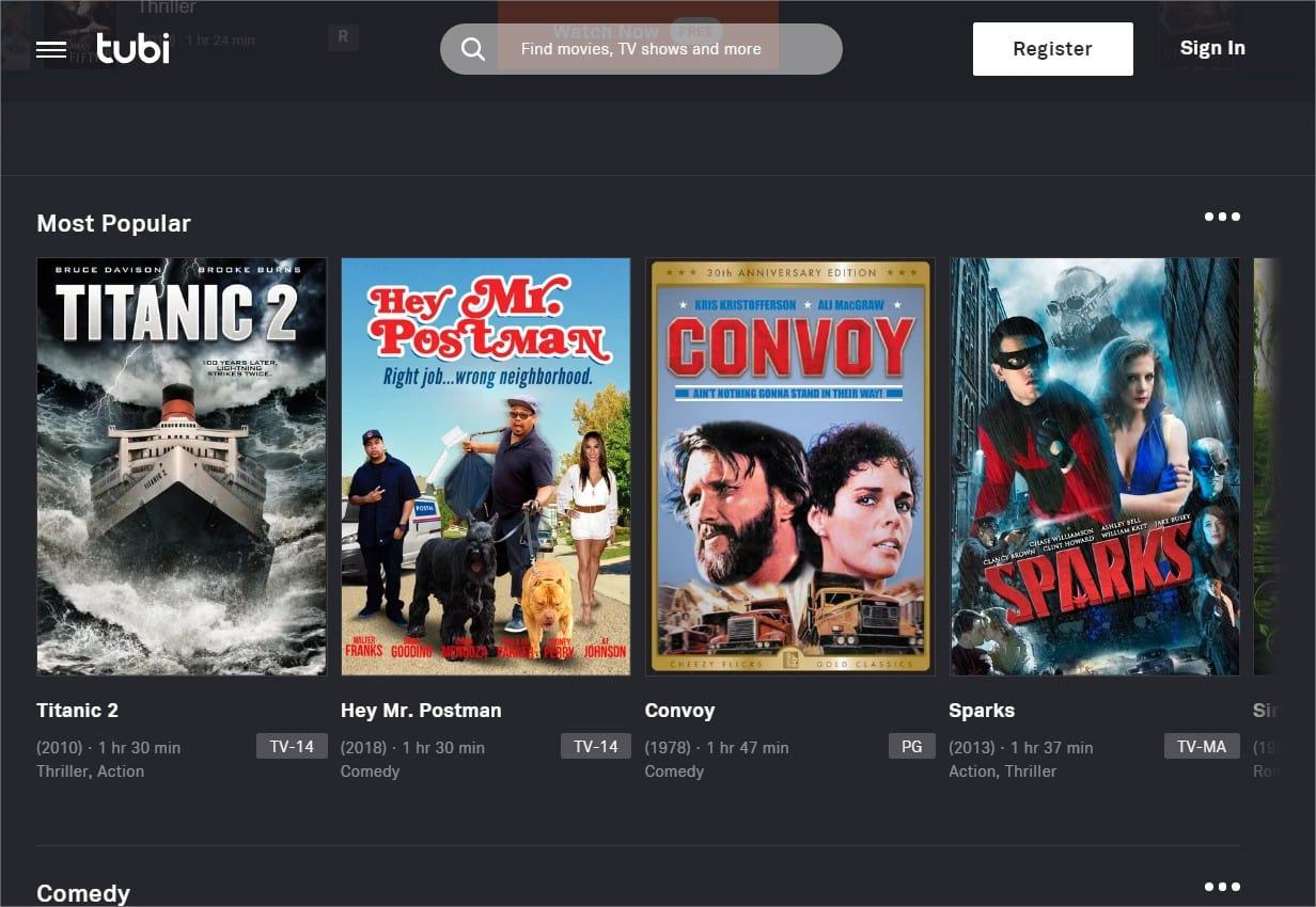 100 sites TOP para ver filmes e séries grátis online 2019 11