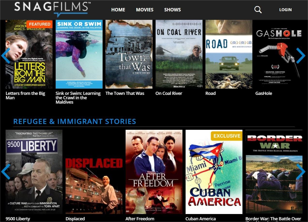 100 sites TOP para ver filmes e séries grátis online 2019 14