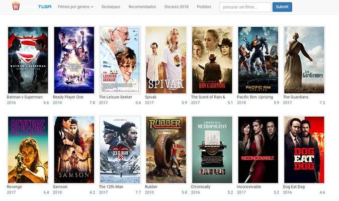 100 sites TOP para ver filmes e séries grátis online 2019 23