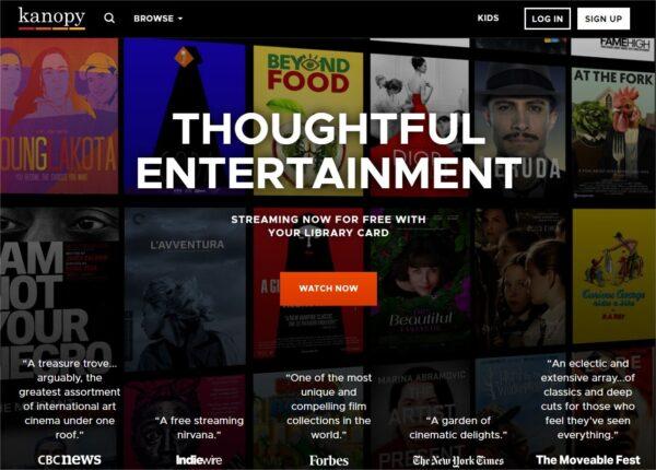 100 sites TOP para ver filmes e séries grátis online 2019 7