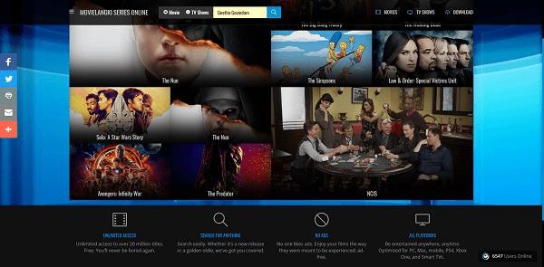 100 sites TOP para ver filmes e séries grátis online 2019 48