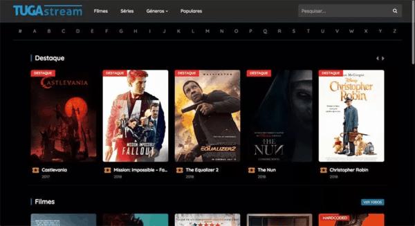 100 sites TOP para ver filmes e séries grátis online 2019 25