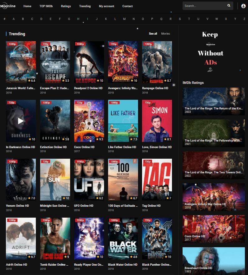 100 sites TOP para ver filmes e séries grátis online 2019 51