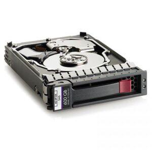 Disco Rigido 3.5 SAS HP 600GB 6G 10K SFF