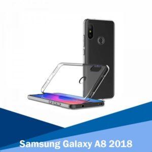 funda-silicona-samsung-galaxy-a8-2018-transparente-ultrafina
