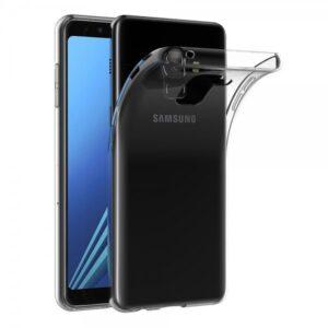 Capa Silicone SAMSUNG Galaxy A8 2018 1