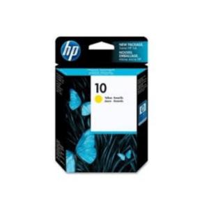 Tinteiro HP 10 Amarelo – C4842A