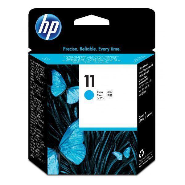 Cabeça de Impressão HP 11 Azul – C4811A 1