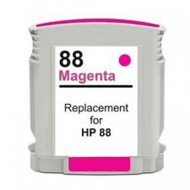 Tinteiro HP 88XL Vermelho – Compatível 1