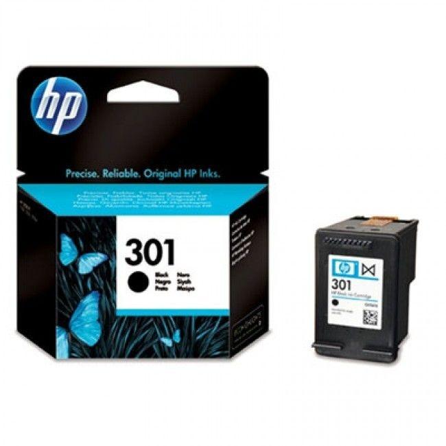 Tinteiro HP 301 Preto – CH561EE 1