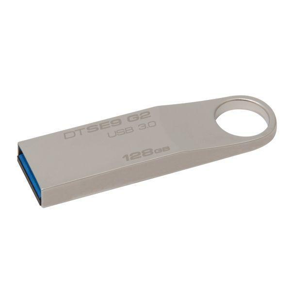 Pendrive 128Gb Datatraveler SE9 G2 – Kingston