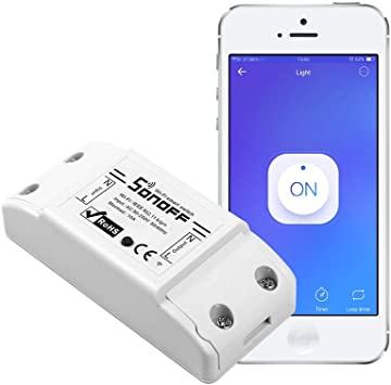 Switch Inteligente Wifi – Sonoff
