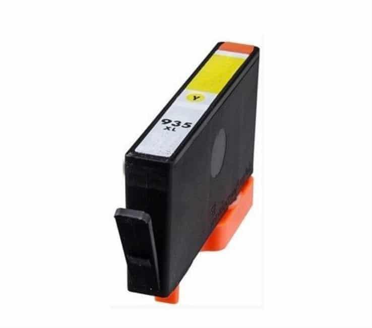 Tinteiros HP 935XL Amarelo 14,6ml – Compativel