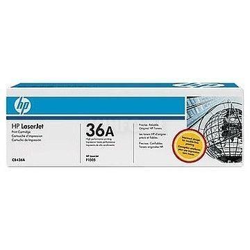 Toner HP CB436A Preto 1