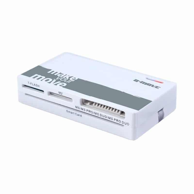 Leitor de Cartões USB 66 em 1- B-MOVE
