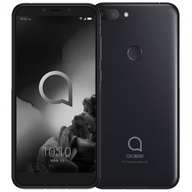 Telemóvel Alcatel 1S 2019 3/32GB Dual Sim Negro