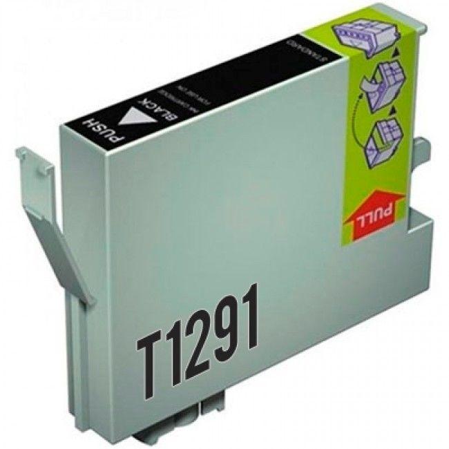 Tinteiro EPSON T1291 Preto – Compatível 1