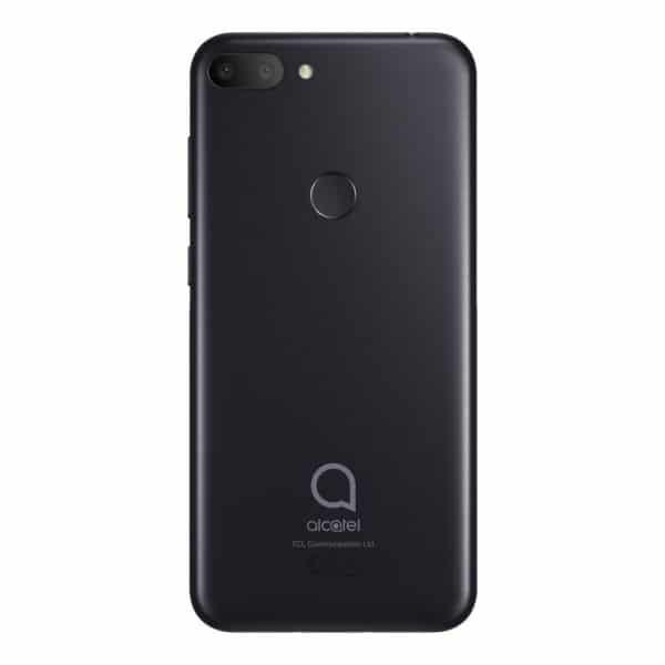 Smartphone ALCATEL 1S 2019 3/32GB Dual Sim Negro