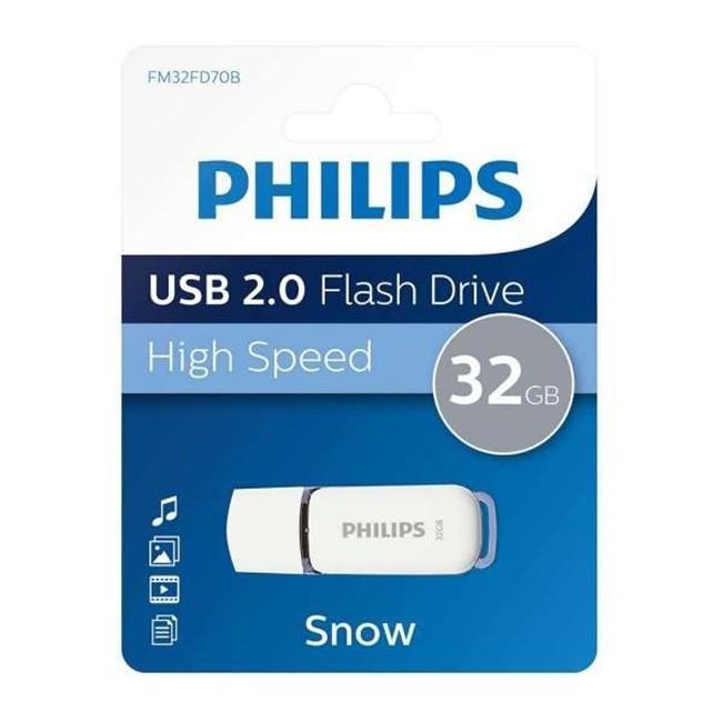 Pendrive PHILIPS FM32FD70B 32Gb 1