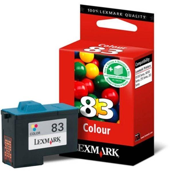 Tinteiro LEXMARK 83 Cores– 18LX042E
