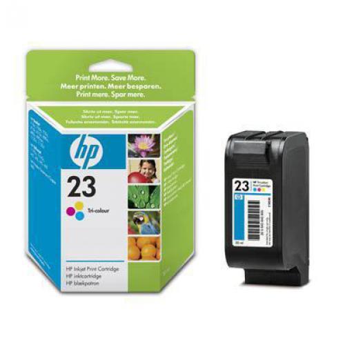 Tinteiro HP 23 Cores – C1823DE